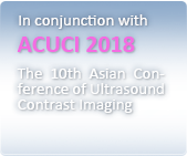 In conjunction with ACUCI 2012 : The 10th Asian Conference of Ultrasound Contrast Imaging