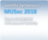 Satellite Symposium MUSoc : Musculoskeletal Ultrasound Society