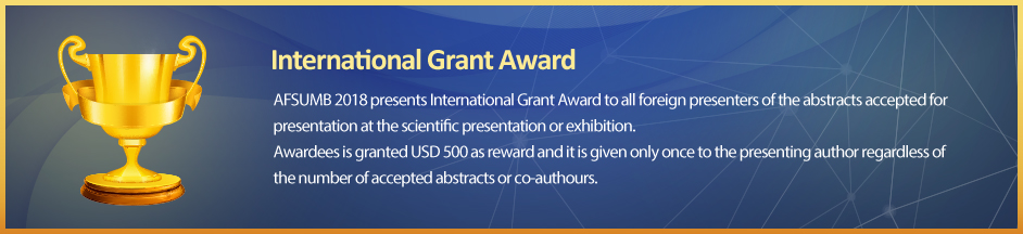 International Grant Award